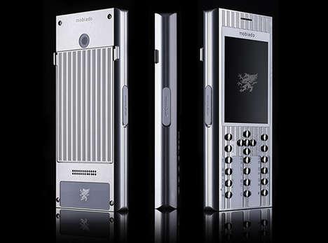 Ultra Thin Luxury Phones