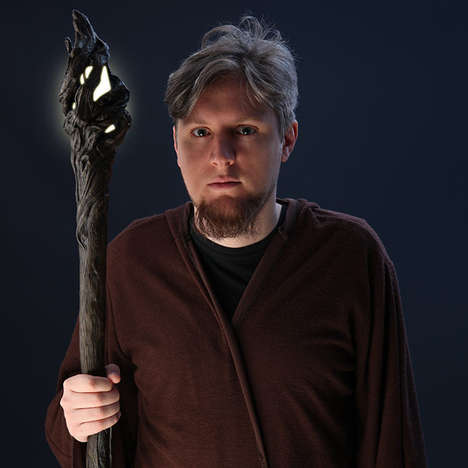 Authentic Wizard Weapons