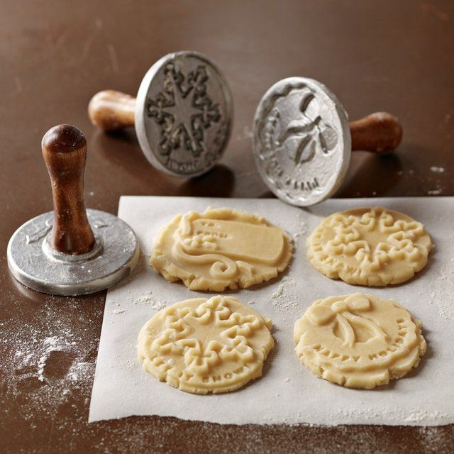 Christmas Cookie Stamp Tis the Season to be Jolly Cookie Stamp