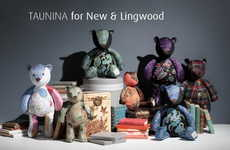 $700 Posh Plush Toys - The Markers at New & Lingwood Reveal a Line of Costy Teddy Bears