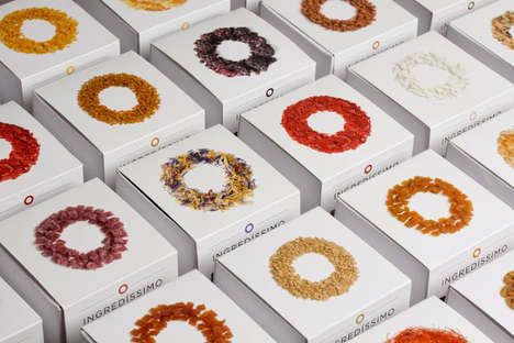 Ring-Arranged Branding
