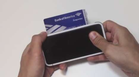 Inconspicuous Mobile Card Carriers