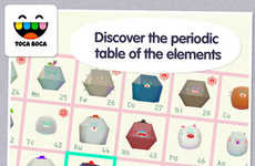 Chemistry Table-Teaching Apps
