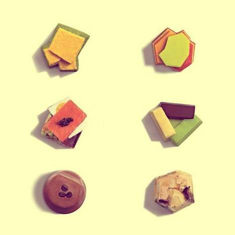 Artistic Architectural Food Shapers