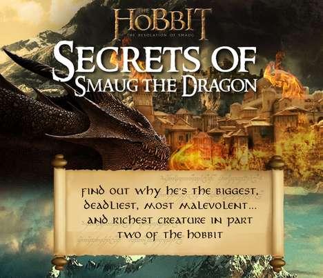 Fictional Dragon Finance Graphics