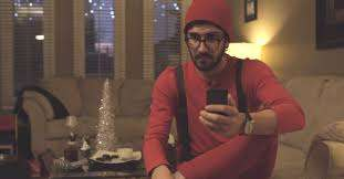 Hipster Holiday Productions - Fourgrounds Media Created a Short Production About Hipster Santa