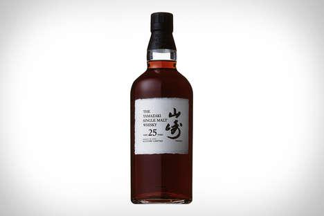 Minimalist Japanese Whiskey
