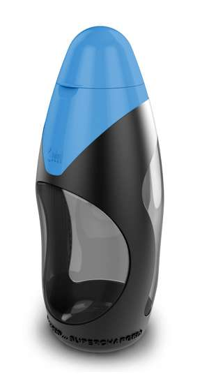 Supercharged Water Filters - The NKD AQUA POD is a Fast Water Filtering Sytem