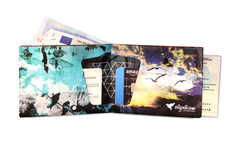 Paper-Thin Eco Wallets - Artyvects Ultra Light and Thin Wallets made of Tyvek®