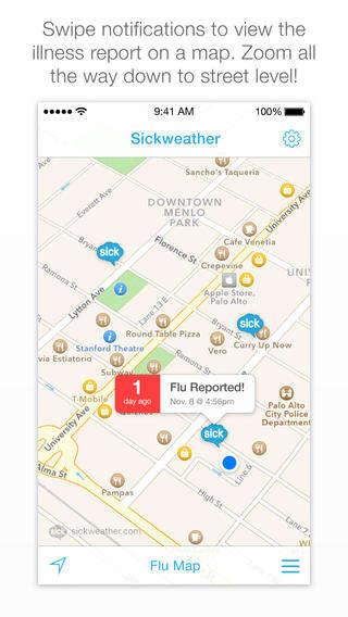 Illness-Detecting Apps