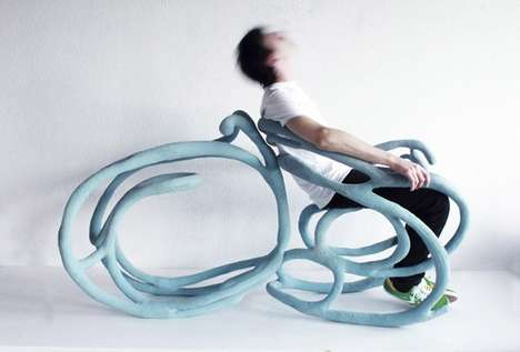 Sculptural Membrane Furnishings