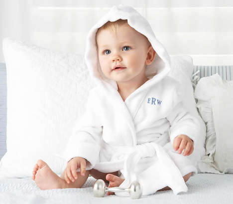 Upscale Designer Baby Accessories - The Ralph Lauren Layette Line is Baby Accessory Bliss