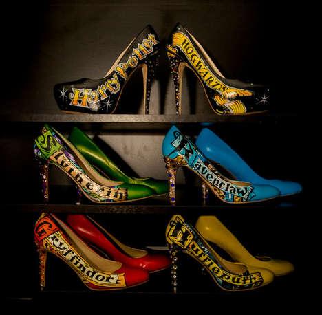 DIY Fantasy Footwear