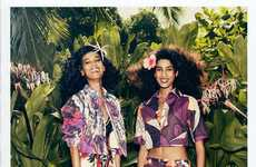 Effervescent Botanical Editorials
