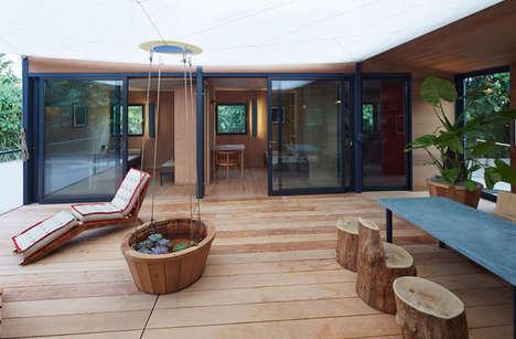 Designer-Inspired Beach Houses