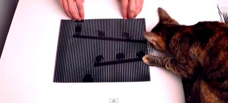 Paper-Based Optical Illusions