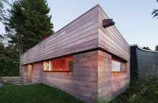 Luxurious Cedar Spas - The Hudson Valley Sauna is Inspired by Traditional Finnish Spas