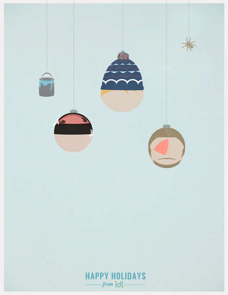 Minimalist Christmas Movie Posters - These Minimalist Movie Posters Celebrate Holiday Classics