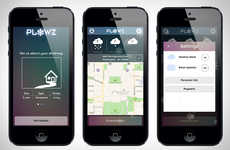 Snow-Clearing App Services - The Plowz App Allows You to Schedule a Snow Plow