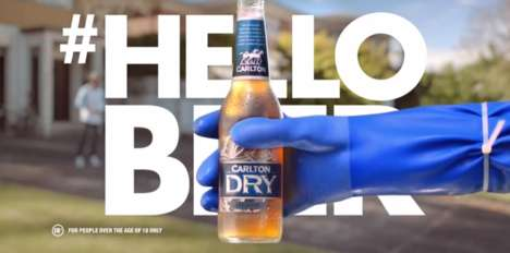 Bro-Inspired Beer Ads