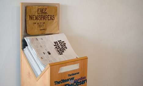 Lengthy Curated Newspapers