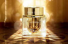 Golden Aristocratic Cosmetic Collections - The Dior Golden Winter Collection is Dazzling
