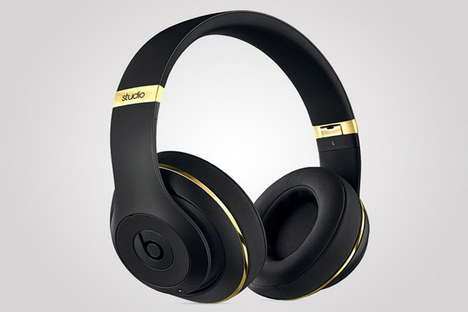 Designer Headphone Collaborations - The Dr. Dre Alexander Wang Beats Produce the Sounds of Luxury