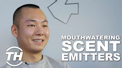 Mouthwatering Scent Emitters
