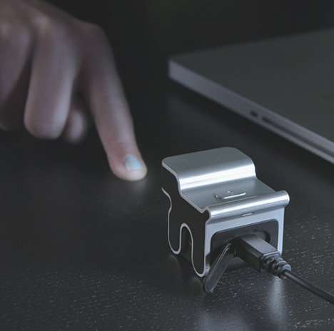 Touchpad-Enabled Peripherals