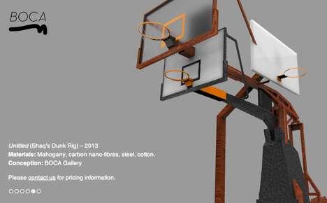 Basketball Star-Targeted Art