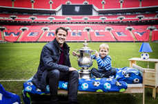 Wish-Granting Football Campaigns - The FA Cup Dream Campaign is Bringing Dreams to Life