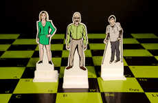 Meth-Dealing Chess Pieces - This Unique Chess Set is Based on the Characters of Breaking Bad