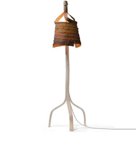 Arboreal Standing Lamps