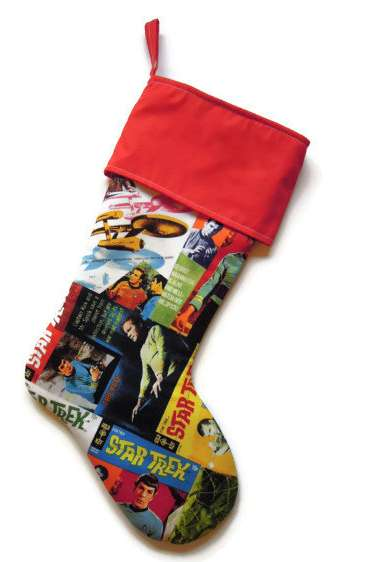 Space-Exploring Christmas Stockings