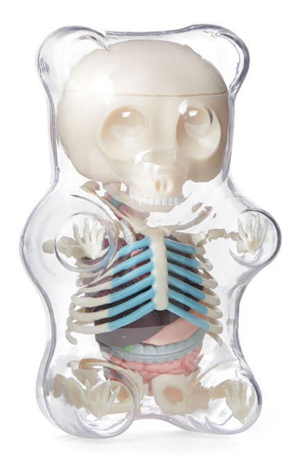 X-Rayed Candy Toys
