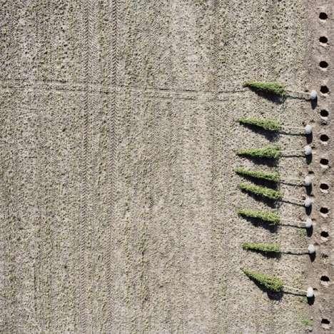 Kite-Captured Landscapes (UPDATE)