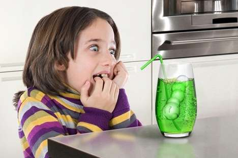Creepy Crawly Ice Trays