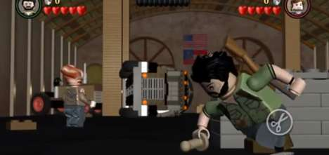 LEGO Zombie Gamer Tributes - This LEGO Last of Us Video is Zombie-Crushing Fun