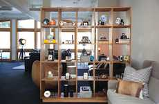 Social Photo App Offices - The Instagram San Francisco Offices Are Definitely Photo-Worthy