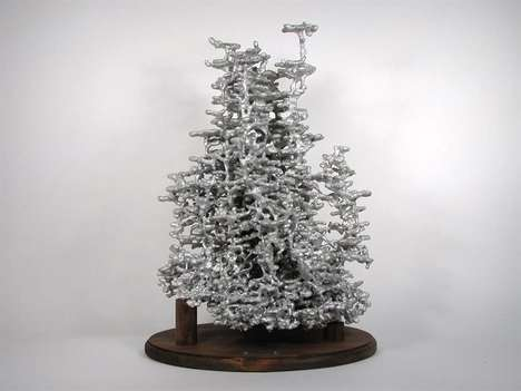 Aluminum Insect Sculptures