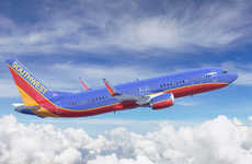 Weather-Sensing Airplanes - Southwest Airlines Installs Climate Sensors on Their Planes