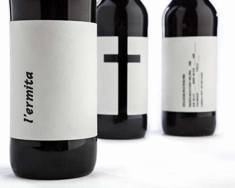 Cruciform Beverage Branding