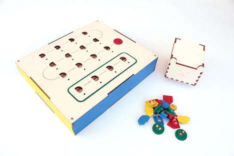 Preschooler Programming Toys - The Primo Play Set Teaches Coding Before Reading