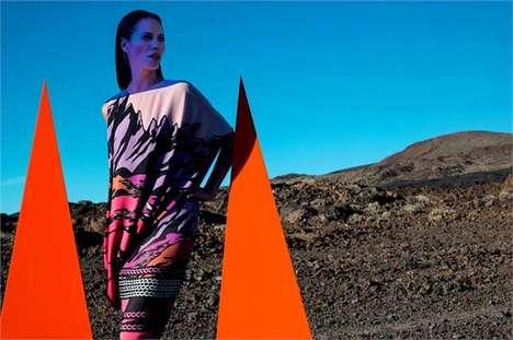 Desert Road Fashion Ads