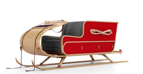 Exceptionally Crafted Sleds