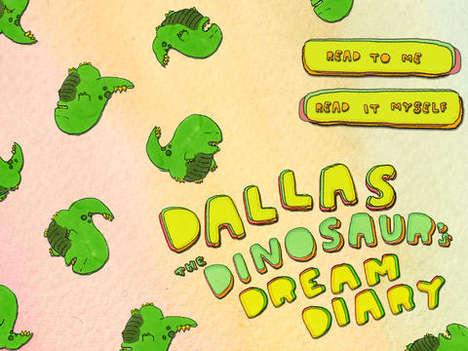 Customizable Children's Tale Apps