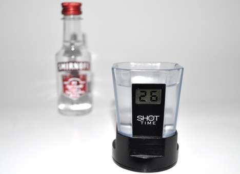 Electronic Shot Glasses
