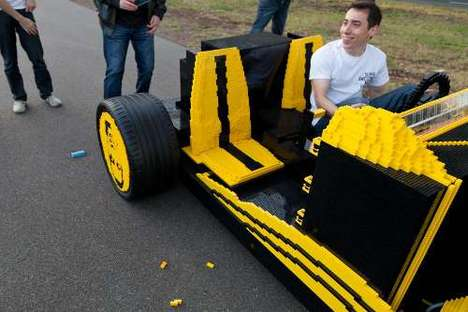 Automotive LEGO Creations