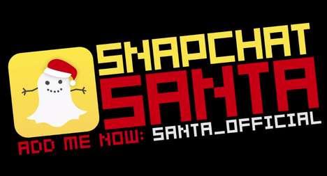 Photo-Snapping Santa Accounts