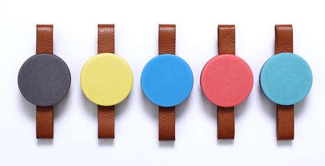 Vibrating Watch-Like Bracelets